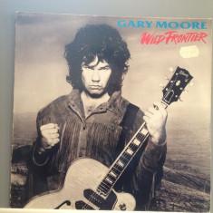 GARY MOORE - WILD FRONTIER (1987/VIRGIN REC/RFG) - Vinil/Vinyl/Rock/(NM-) - Muzica Rock virgin records