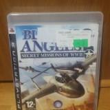 PS3 Blazing angels 2 Secret missions of WW2 - joc original by WADDER