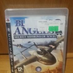 PS3 Blazing angels 2 Secret missions of WW2 - joc original by WADDER - Jocuri PS3 Ubisoft, Simulatoare, 12+, Multiplayer