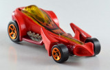 Macheta / jucarie masinuta metal - Hot Wheels - Preying Menace - Tailanda #357, 1:64