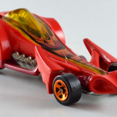 Macheta / jucarie masinuta metal - Hot Wheels - Preying Menace - Tailanda #357, 1:64, Hot Wheels