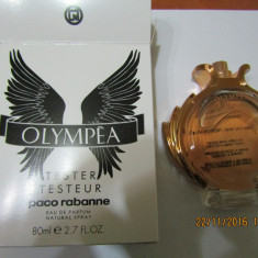 PARFUM TESTER INVICTUS OLYMPEA 80-ML--SUPER PRET, SUPER CALITATE! - Parfum femeie Paco Rabanne, Apa de parfum