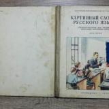 Dictionar de limba rusa in imagini/ bogat ilustrata - Carte educativa