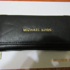 PORTOFEL MICHAEL KORS DUBLU -MODEL NOU - DIMENSIUNE 20 X 10 CM - Portofel Dama Michael Kors, Culoare: Din imagine, Cu fermoar