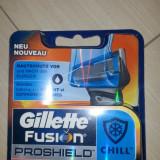 Set 4 buc rezerve Gillette Fusion Proshield Chill