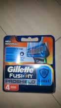 123123Set 4 buc rezerve Gillette Fusion Proshield Chill