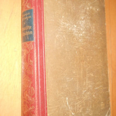 LITAUISCHE GESCHICHTEN - HERMANN SUDERMANN - CARTE IN LIMBA GERMANA - Carte in germana