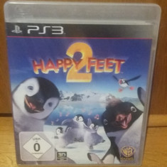 PS3 Happy Feet 2 / 3D compatible - joc original by WADDER - Jocuri PS3 Altele, Actiune, Toate varstele, Multiplayer
