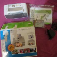 Imprimanta hp foto arata ca noua are telecomanda si intrebuintari - Imprimanta foto
