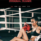 Pagina web + domeniu personal-trainer.ro