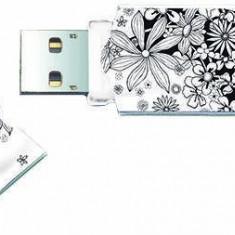 Integral USB Flash Drive Xpression 16GB USB 2.0 - Flowers - Stick USB