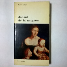 Renate Kruger – Dansul de la Avignon