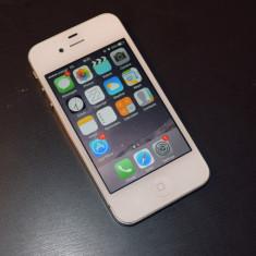iPhone 4s Apple Alb, 16GB, Neblocat