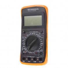 Multimetru digital profesional cu display LCD, AC DC Aparat de masura - Multimetre