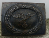 PAFTA  GERMANIA  NAZISTA  LUFTWAFFE ORIGINALA