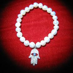 Bratara din perle de cultura - Bratara perle