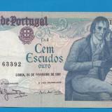 Portugalia 100 escudos 1981 2 - bancnota europa