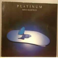 MIKE OLDFIELD - PLATINUM (1979/VIRGIN REC/RFG) - Vinil/Vinyl/Rock/Impecabil(NM) - Muzica Rock virgin records