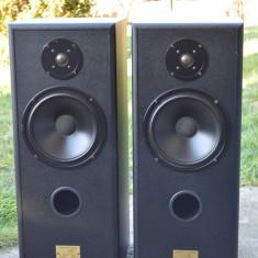 Boxe His Master's Voice model compact 2 Onkyo, Boxe podea, 41-80W
