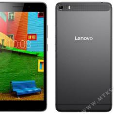 Lenovo Phab Plus PB1-770M 4G NOU garantie 24 luni - Telefon mobil Lenovo, Argintiu, 32GB, Neblocat, Dual SIM, Octa core