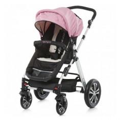 Carucior 2 in 1 Tempo Pink Chipolino - Carucior copii 2 in 1
