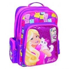 Ghiozdan copii Barbie Cat Photo Album BTS, Multicolor