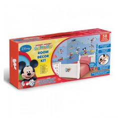 Kit Decor Mickey Mouse Clubhouse Walltastic