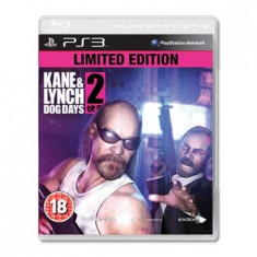 Kane And Lynch 2 Dog Days Limited Edition Ps3 - Jocuri PS3 Eidos