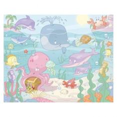 Tapet pentru Copii Baby Under the Sea Walltastic