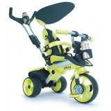 Tricicleta copii City Green Injusa