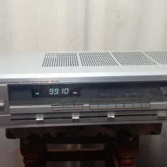 Amplificator Audio Statie Audio Amplituner Vintage Technics SA-210, 41-80W