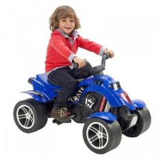 ATV cu pedale Quad Pirate Albastru Falk - Vehicul