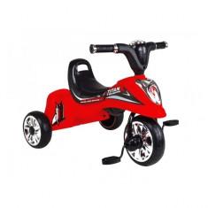 Tricicleta pentru copii Titan Rosu MyKids - Tricicleta copii