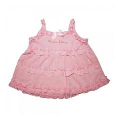 Rochita roz 0-3 luni Calvin Klein