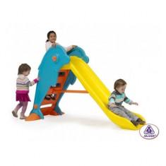 Tobogan Dolphin Slide Injusa - Tobogan copii Injusa, Plastic
