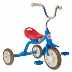 Tricicleta Super Touring Albastru Italtrike - Tricicleta copii
