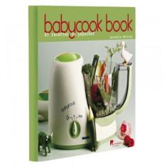 Carte de bucate Babycook Engleza Beaba - Carte educativa
