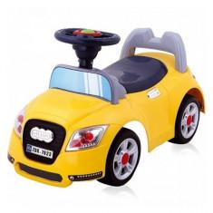 Masinuta Adi Yellow Chipolino - Vehicul