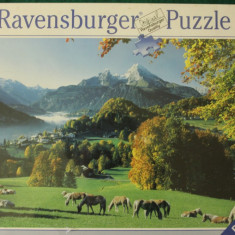 Ravensburger PUZZLE , 1000 piese,  ca.70x50 cm No.157419 Made in Germany