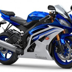 Yamaha YZF-R6 '16 - Motocicleta Yamaha