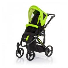 Carucior sport Mamba Plus Lime ABC Design - Carucior copii Sport ABC Design, Verde