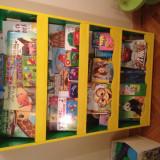 Biblioteca Montessori pentru copii mici - nou