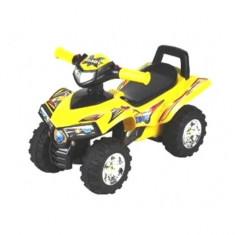 ATV pentru copii Explorer Galben Baby Mix - Vehicul