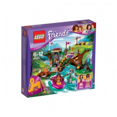 Tabara de aventuri: Rafting 41121 Friends LEGO - LEGO Friends