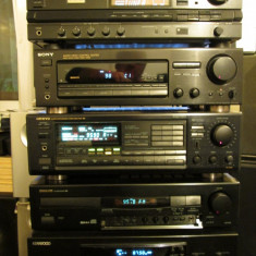 Amplituner stereo Onkyo, Fisher - Amplificator audio Onkyo, 81-120W