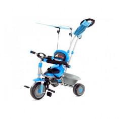Tricicleta pentru Copii Rider A908-1 Albastru MyKids - Tricicleta copii