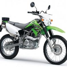 Kawasaki KLX125 '16 - Motocicleta Kawasaki