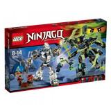Lupta robotului titan 70737 NinjaGo LEGO