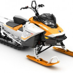 Ski-Doo Summit X 165 850 E-TEC White-Orange '17
