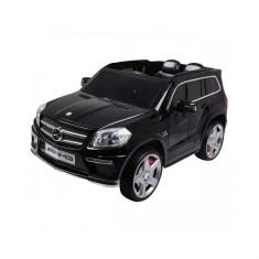 Masinuta electrica SUV Mercedes Benz GL63 AMG Black Chipolino - Masinuta electrica copii